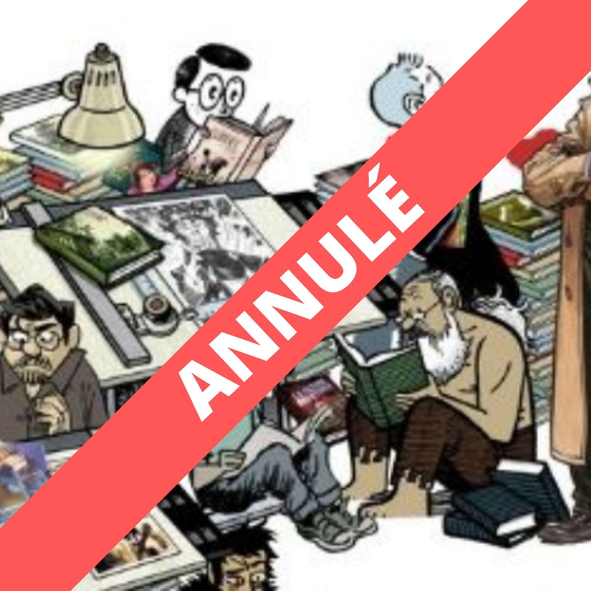 ANNULÉ // L'Espagne et sa bande-dessinée