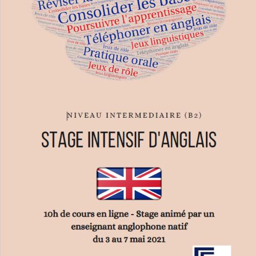 "CCFB // Stage intensif ""Intermédiaire"""